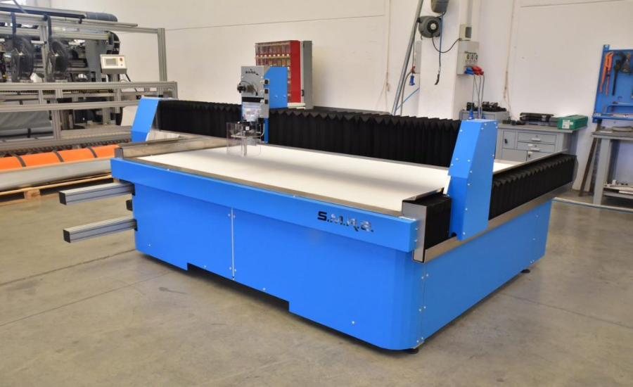 Waterjet Cutting Plotters Image